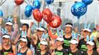 徐州国际马拉松赛鸣枪开跑 赏彭城美景