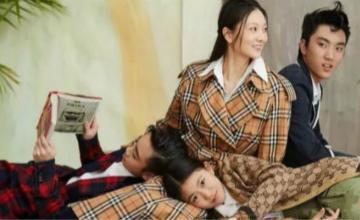 """张艺谋小31岁娇妻首谈""""超生门""""内幕"""