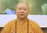 上海玉佛禪寺方丈覺醒大和尚佛誕送祝福