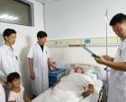 商丘傅姓委員會募捐1.4萬元讓病人重回自信繼續治療
