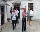 商丘市睢陽區法院開展衛生評比打造美麗鄉村