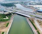 商丘市长张建慧督导推进城区9条内河带状生态公园建设