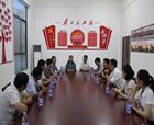 最高人民法院選派中央選調生駐村鍛煉到寧陵并召開扶貧干部工作座談會