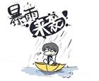 昨夜商丘东部出现暴雨,快看降雨量排名?#25300;?#37117;是?#27169;? title=
