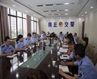 """商丘市交警支队再次动员部署全市车管所""""放管服""""改革攻坚工作"""