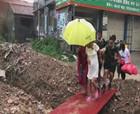 暴雨中孕婦臨產在即 商丘消防來接力