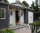 商丘市首座使用无水环保设施的新型水冲公厕