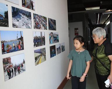 安徽安庆举办纪念改革开放40周年大型图片展