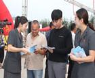 河南寧陵法院:采摘節開展掃黑除惡宣傳活動