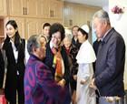 """商丘市第一人民医院 开展""""重阳节""""关爱老人健康义诊活动"""