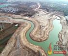 商丘日月河景區建設初現規模