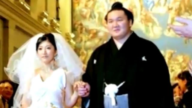 日本肥胖相扑运动员不缺美女追?看完后心动了…