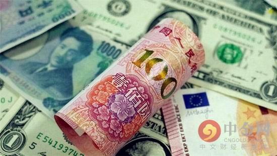 中国外汇储备三年来首度回升 人民币将大涨(组图)