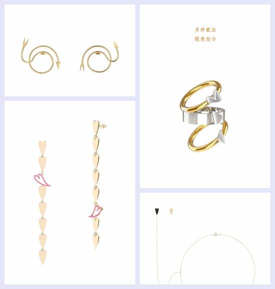 她设计的首饰深受赵丽颖、陈妍希等女明星喜爱,最大卖点是高性价比?