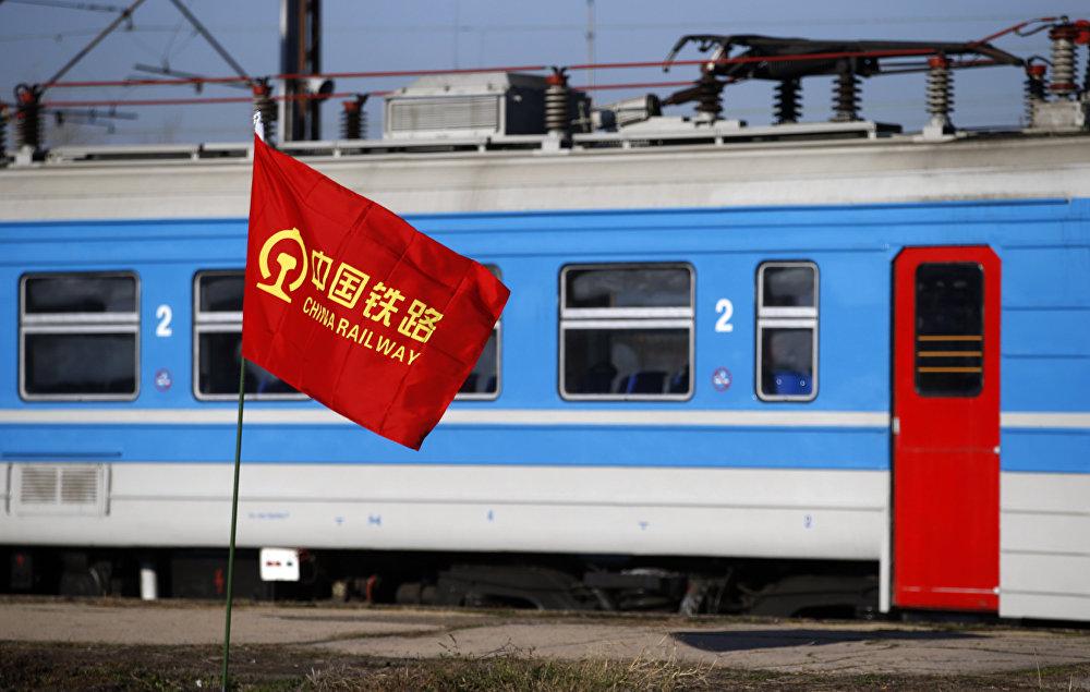 担心中企直达欧洲心脏 万亿美元中国高铁项目受阻