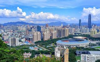 深圳2017年GDP或首超香港 港媒心中五味杂陈