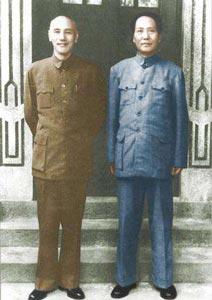 1975年蒋介石通过何秘密渠道邀请毛泽东访台