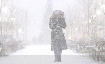 这个国家温度零下62度 房子变成了冰雪宫殿