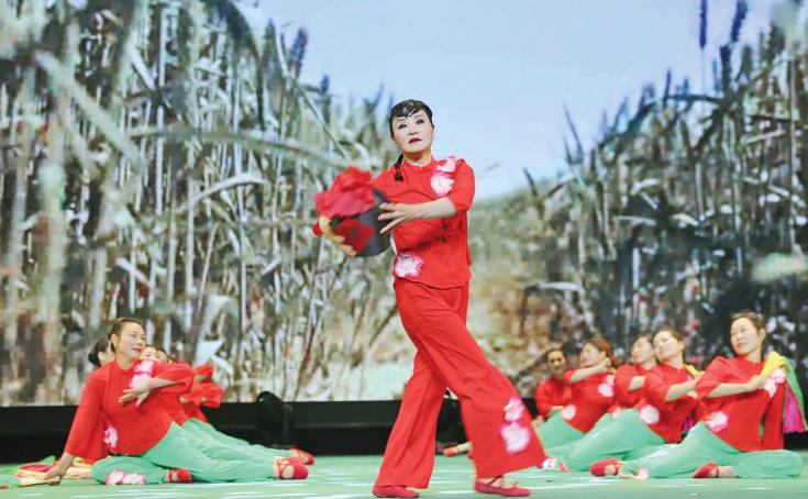 滁州首届网络联欢会节目海选