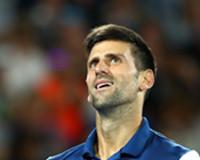 澳网男单1/8决赛:德约科维奇0-3爆冷出局
