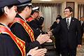 姚晓东书记出席淮安市政法干警主题报告会