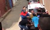 海南男子吸毒过量致幻 当街刺死老夫妇
