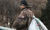 男子穷游4年不工作被救助234次:我没钱