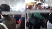 """中国乘客在伊朗机场""""逼飞机起飞""""?真相是这样"""