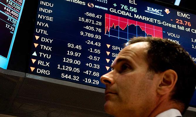 华尔街遇5个月最大两日跌幅 股债双杀引全球抛售