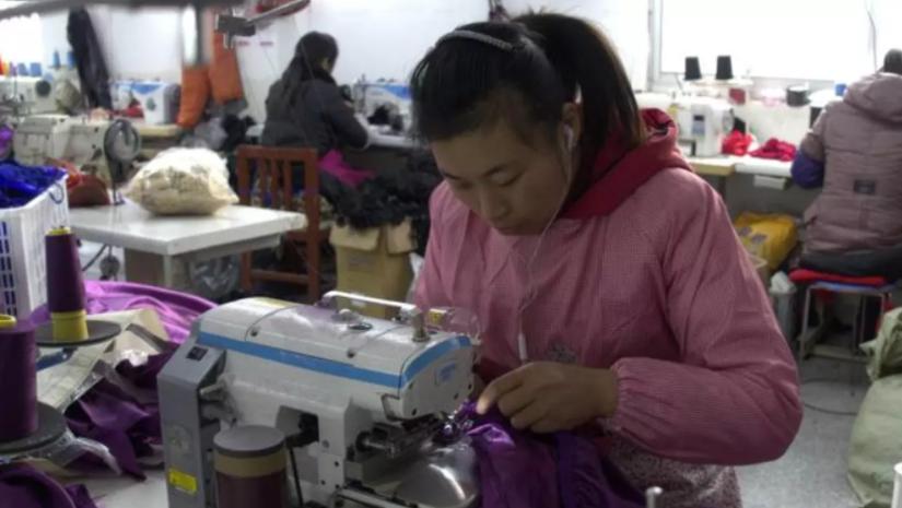 英媒:从情趣内衣产地看中国小镇特色双跳使用方法情趣用品图片