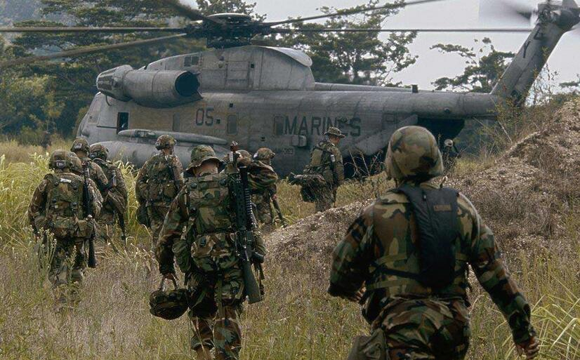 美国将在东亚部署海军陆战队远征队 应对中国崛起