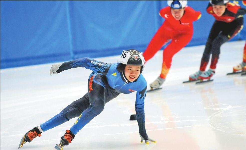 冰雪+体育