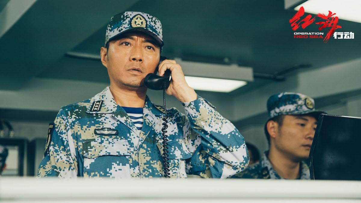 [独家]《红海行动》:军事片新探索 比《战狼2》真实