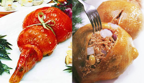 《舌尖上的中国》第三季 江南名菜八宝葫芦鸭