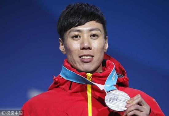 自由式滑雪空中技巧国家队载誉归国 2022北京再会