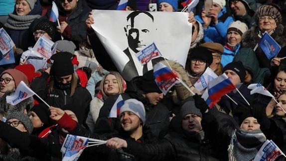 关于普京和国家未来 俄罗斯年轻人有话要说