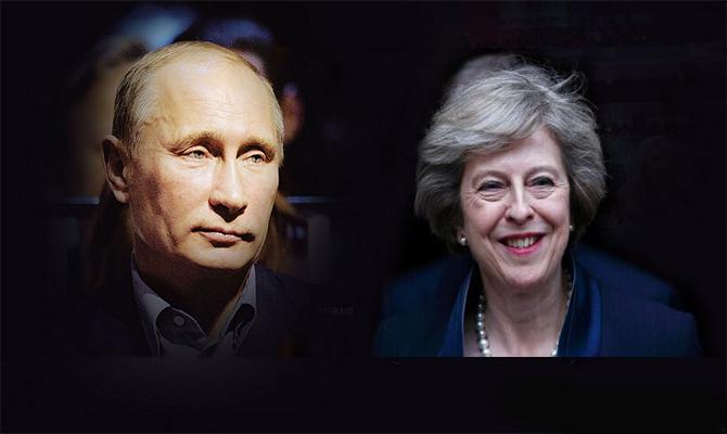 """俄怼回英首相""""最后通牒"""" 俄媒:两国濒临战争边缘"""