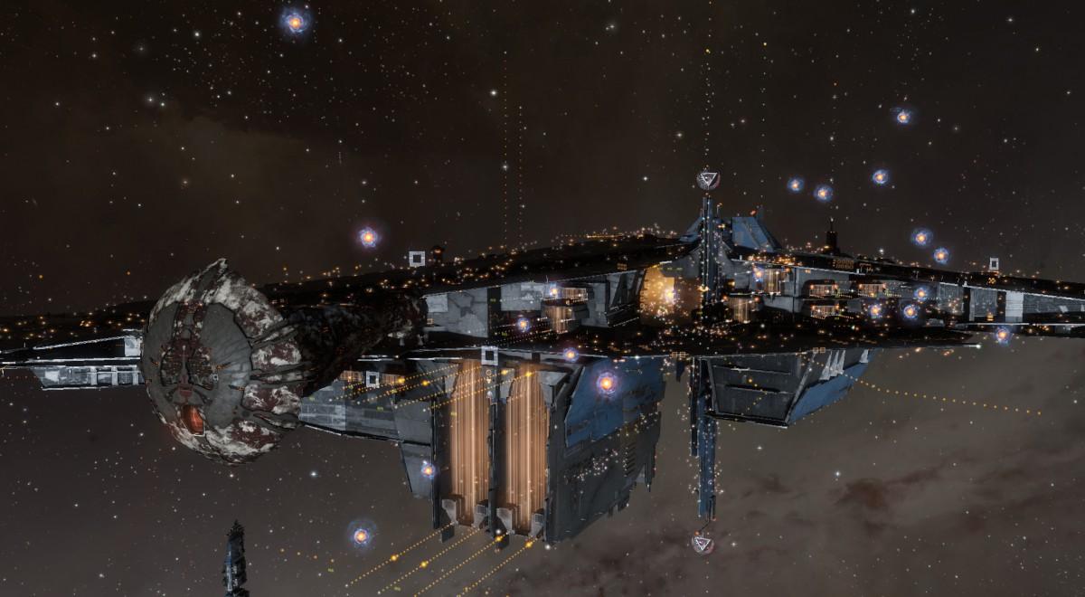 摩尔庄园《EVE》玩家组织活动悼念霍金:用信标点亮太空