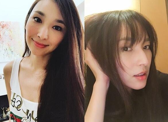 39-year-old Pace Wu's cut air Liu Haichao's accidentally hit the face Yui Aragaki