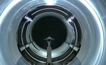 中国研制新型风洞 高超音速飞行器实验体曝光