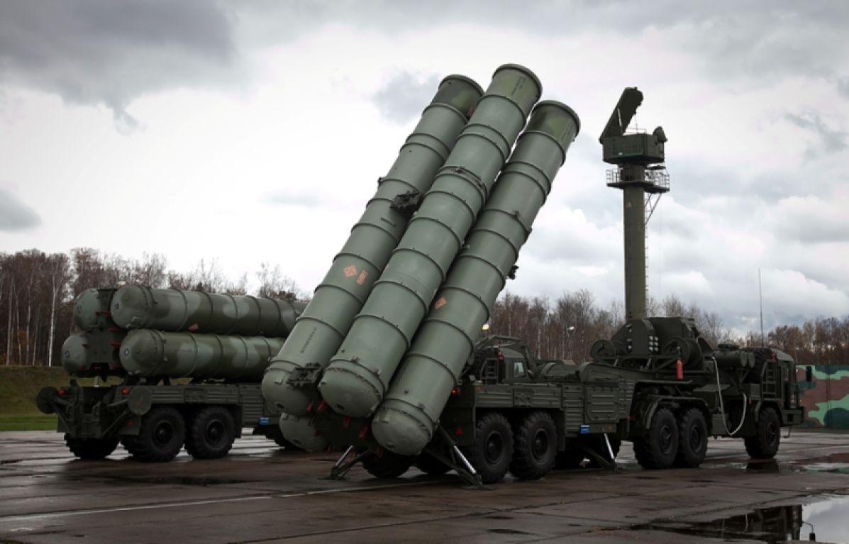 美媒称俄向中国交付首批S400导弹 可装备一个营