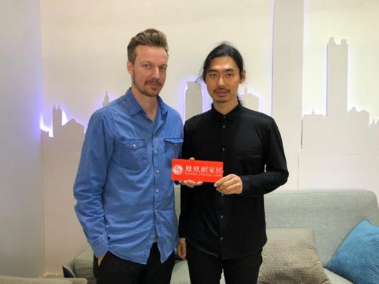 专题  品物流形主创设计师张雷在接受记者采访中表示,其实设计师需要