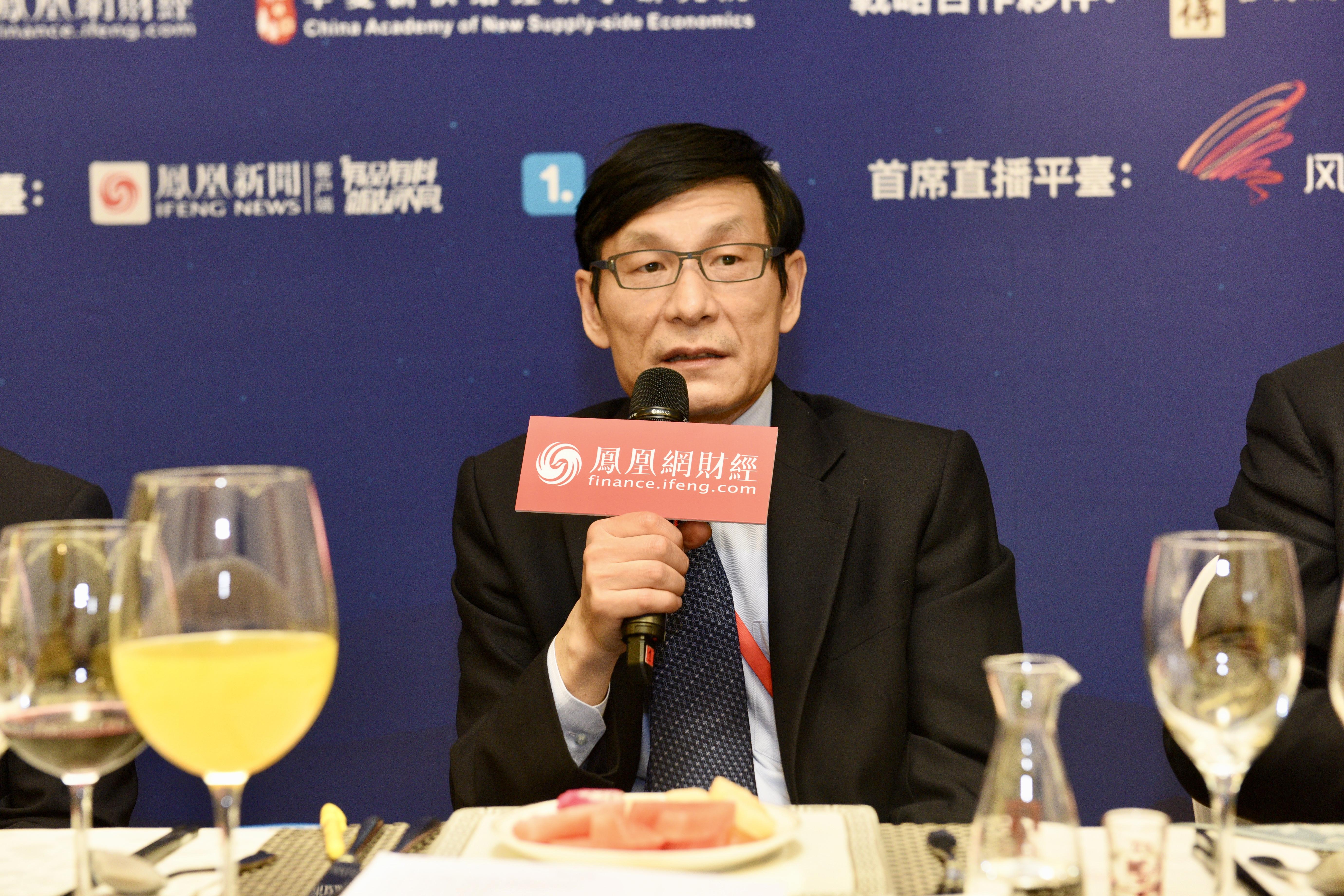 朱云来:从高速发展转向高质发展 中国经济转型有信心