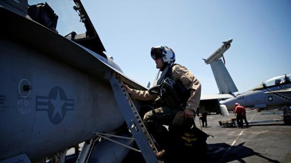 美军对叙利亚的导弹攻击不会早于4月16日