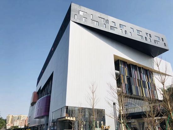 """这一次,我们终于揭开国际艺展中心的""""神秘面纱""""!"""