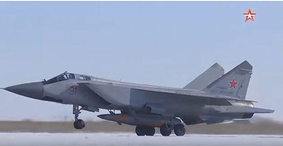 俄军:中国研究高超音速武器最积极 已测试导弹