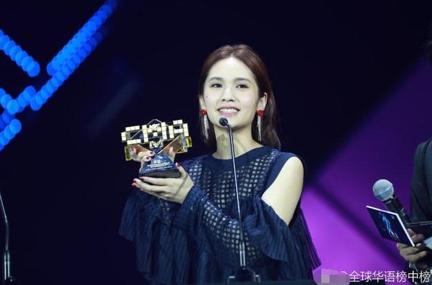 杨丞琳希望潘玮柏获得最佳男歌手 李荣浩回答一样
