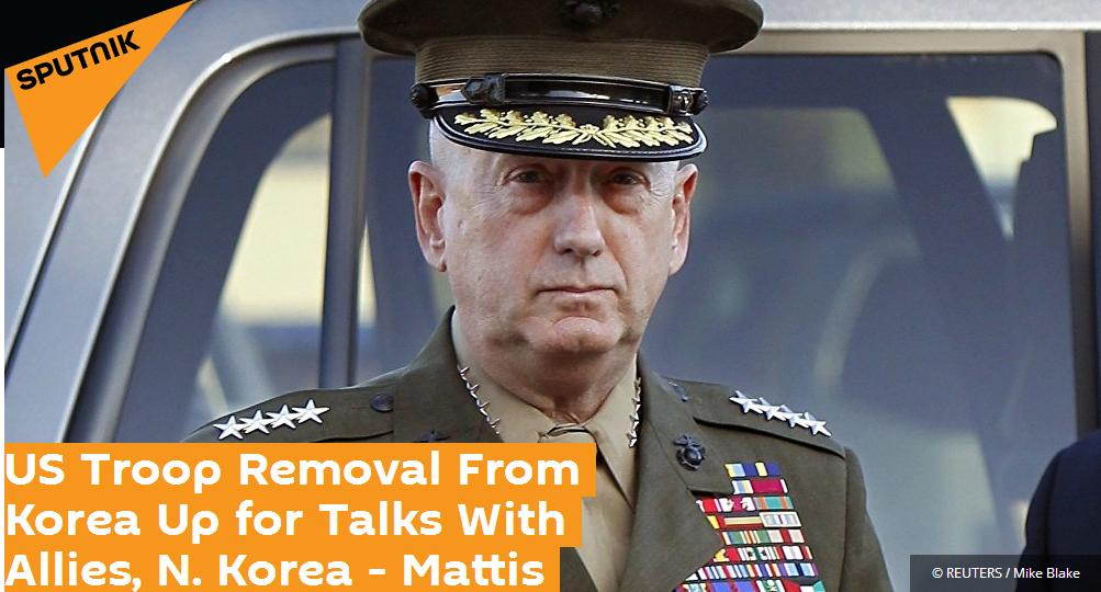 朝韩将签全面军事协议 缓解紧张局势