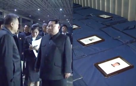 在朝鲜遇难中国游客遗体和伤员送返国内 金正恩亲自送行