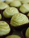 抹茶绿豆酥